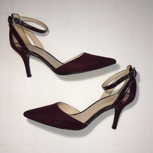 Burgundy Shoes 👠